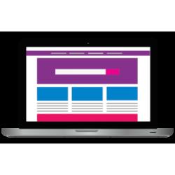 Sito Web pagina unica